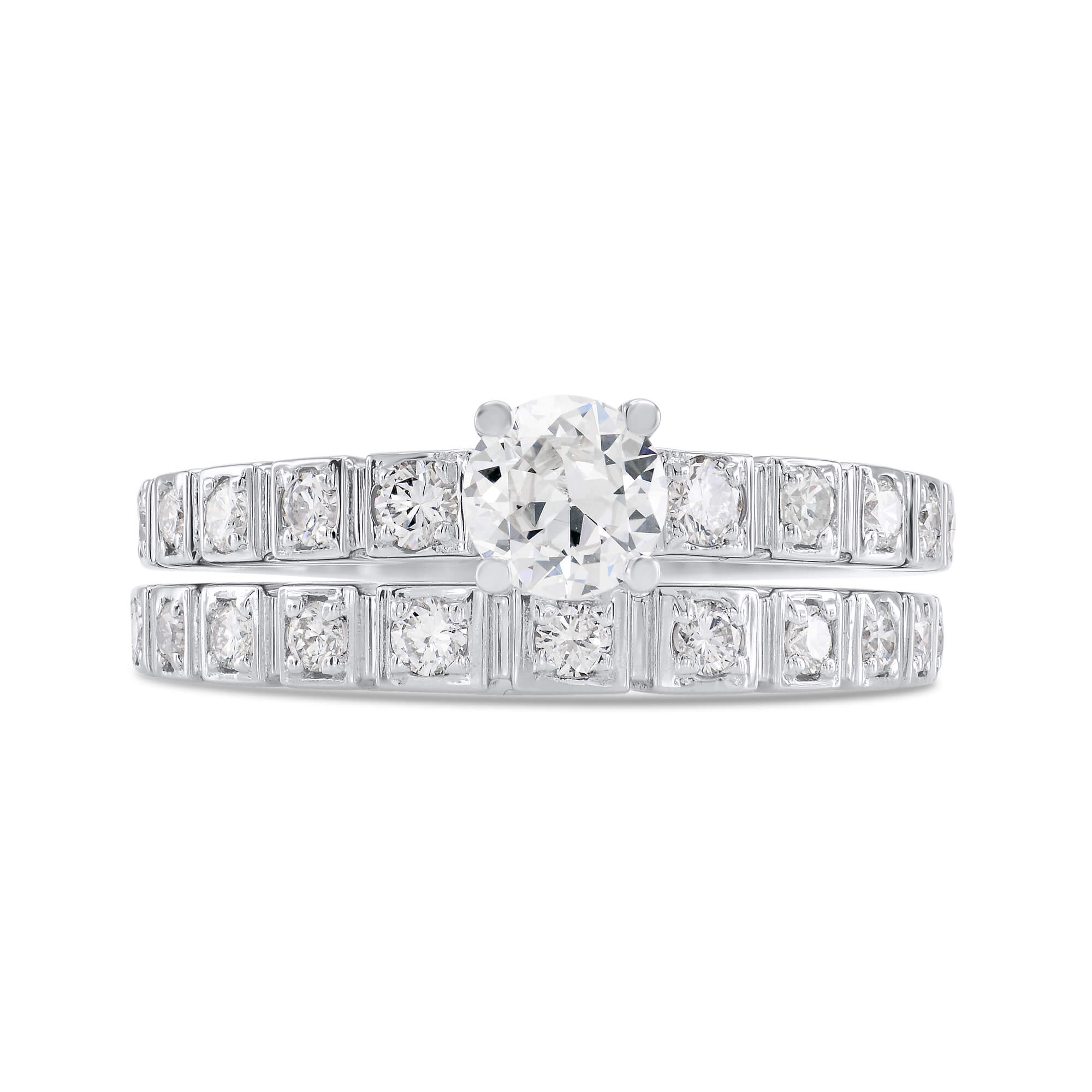 Jasmin Engagement Rings
