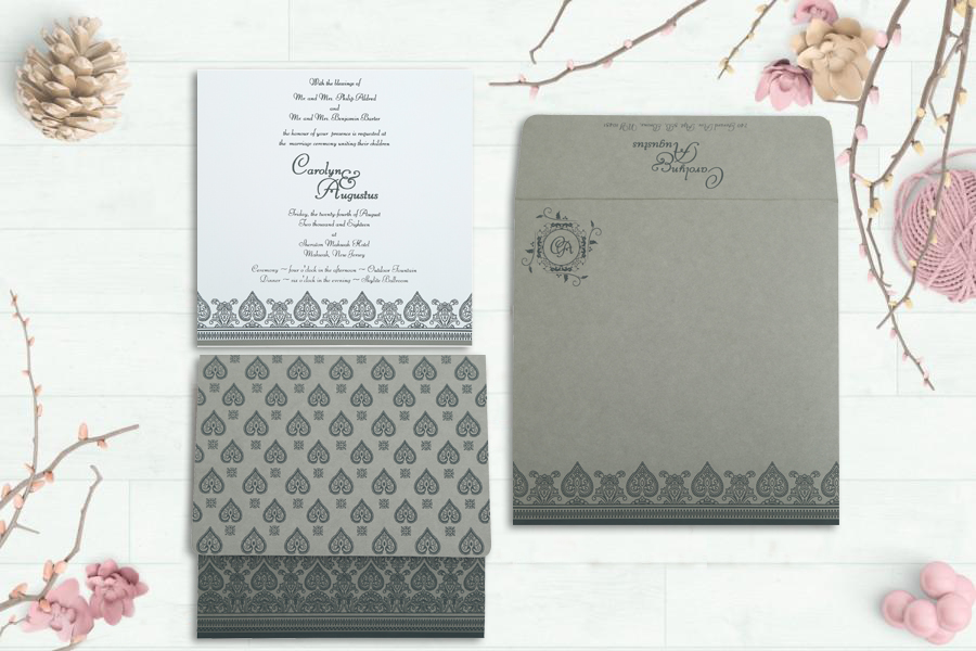 Online Wedding Invitation Cards | Indianweddingcards