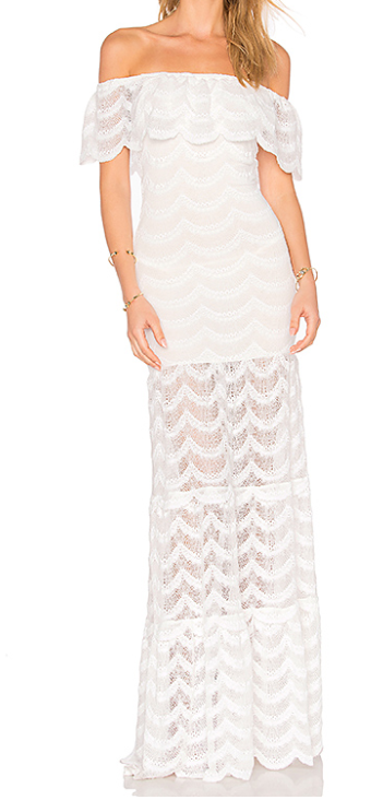 Nightcap - Fiesta Positano Maxi Dress