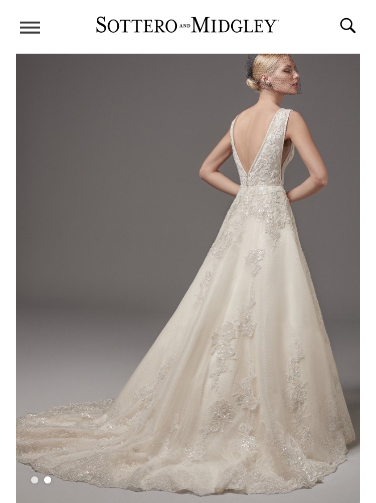 Sottero & Midgley - Sotterro And Midgley Alba Model