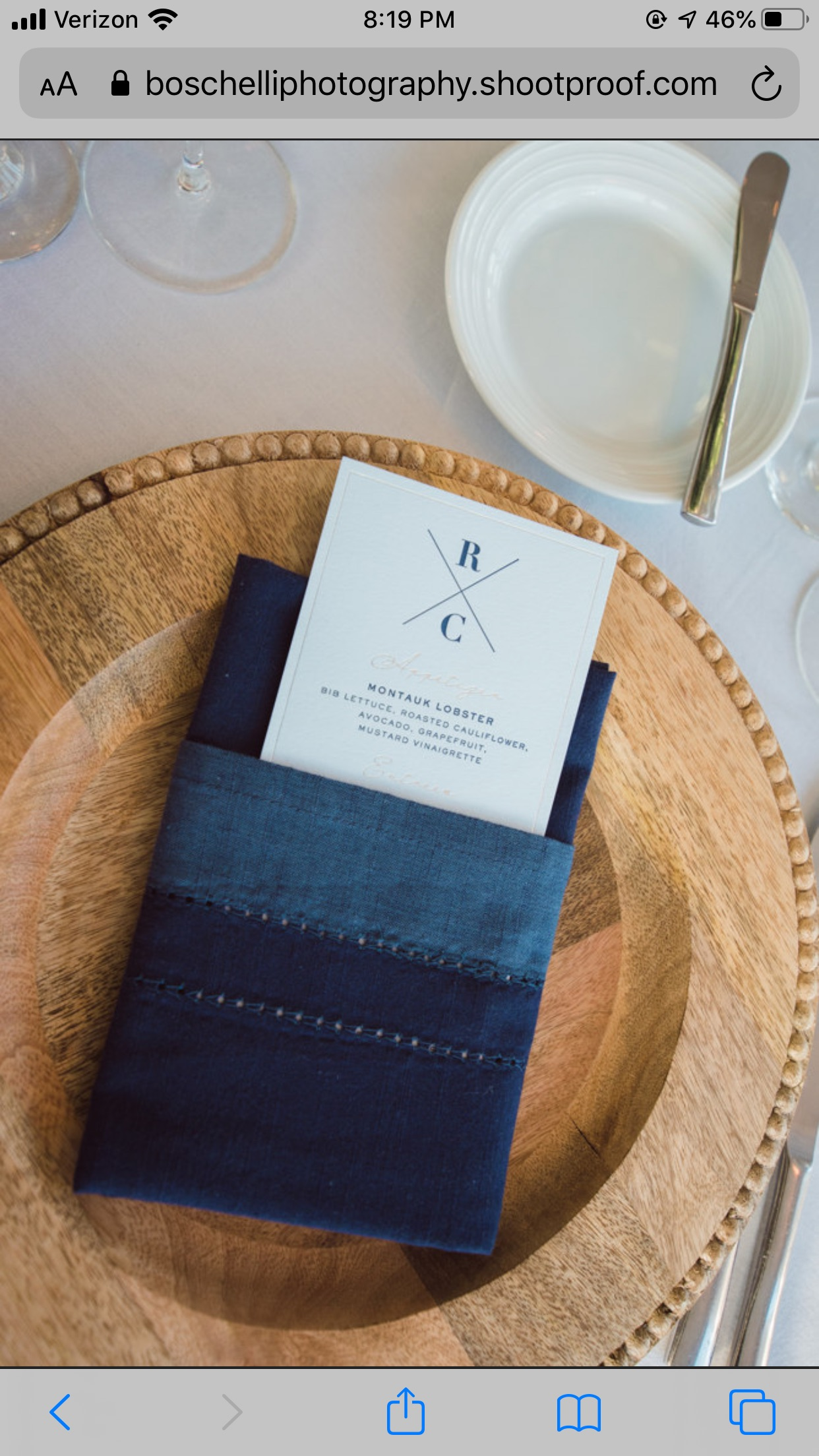 200 Navy Blue Napkins