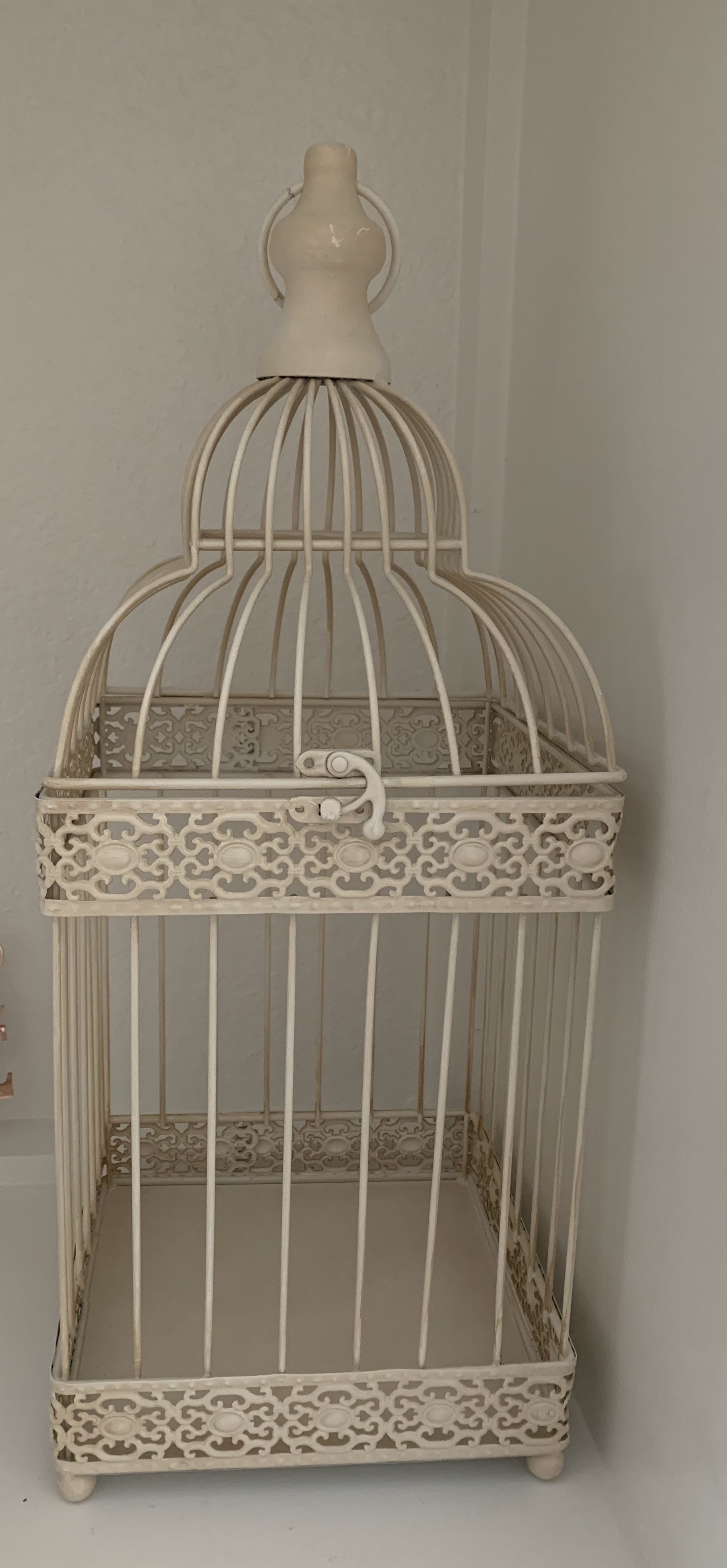 Birdcage For Gift Cards