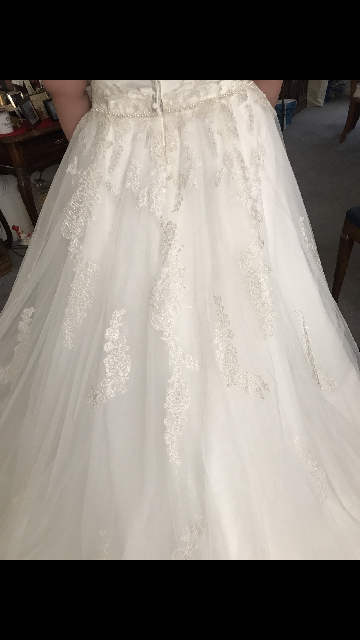 Alfred Angelo Birdal Gown