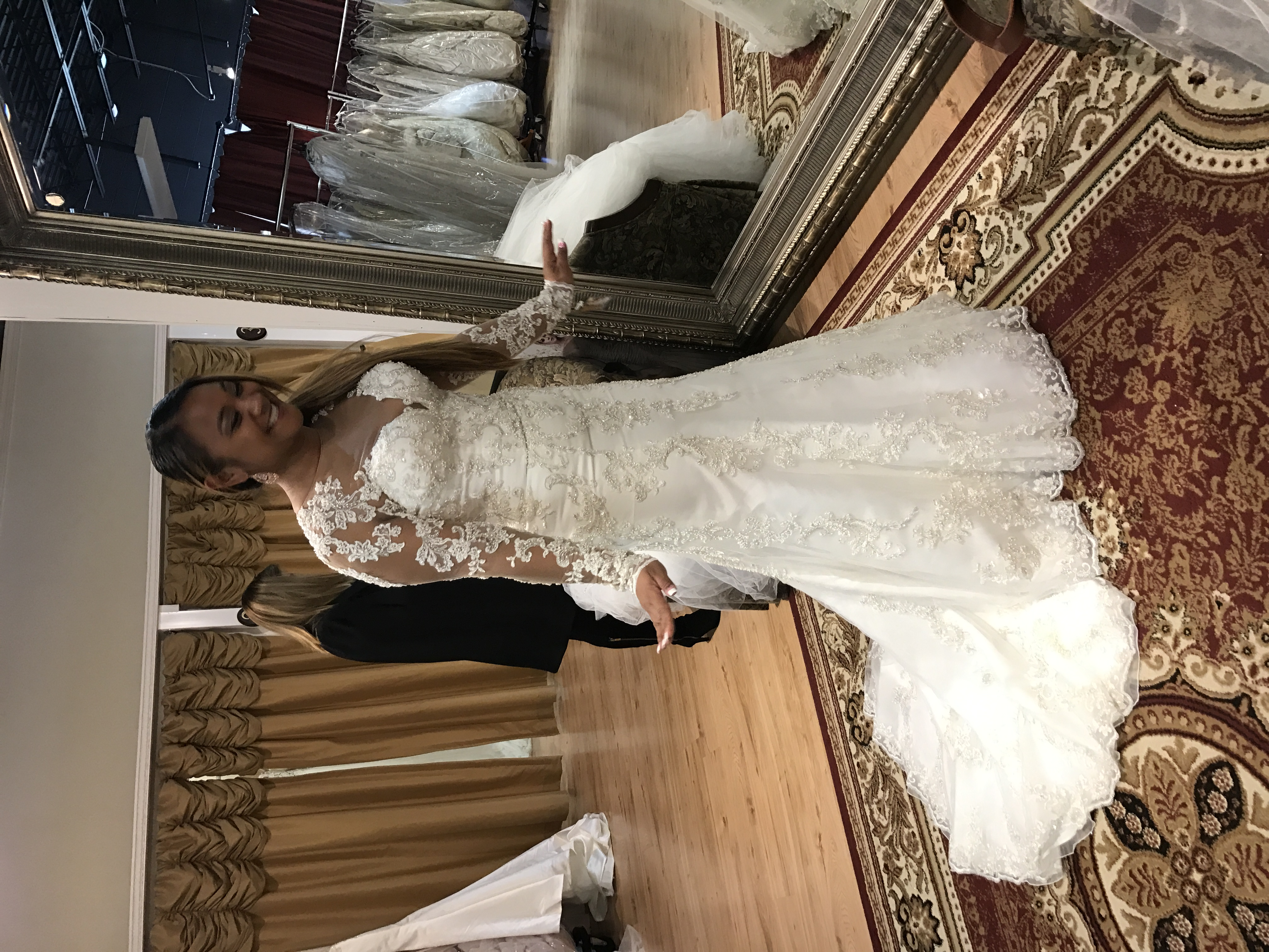 Anjolique - Wedding Dress