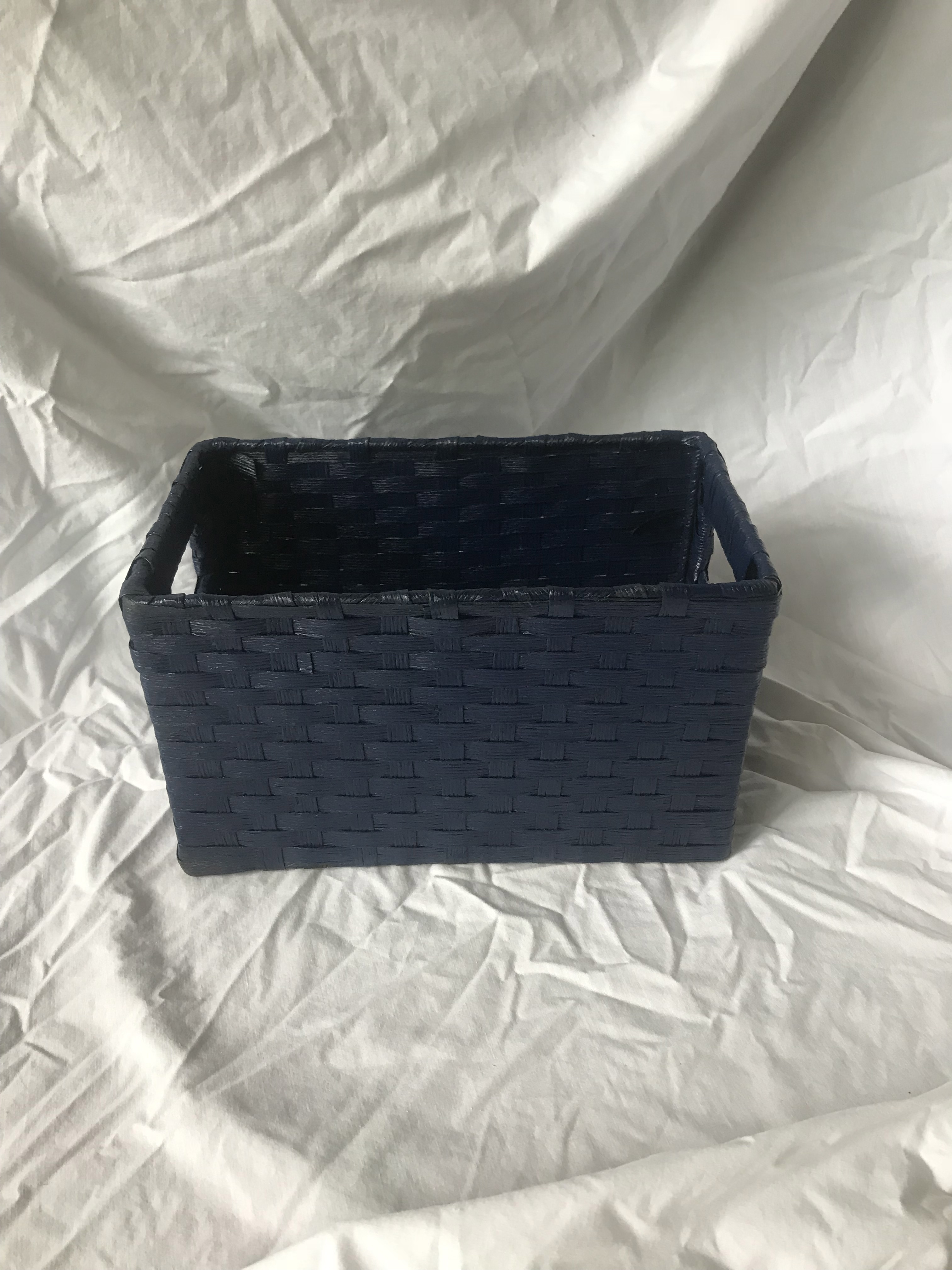 Navy Basket