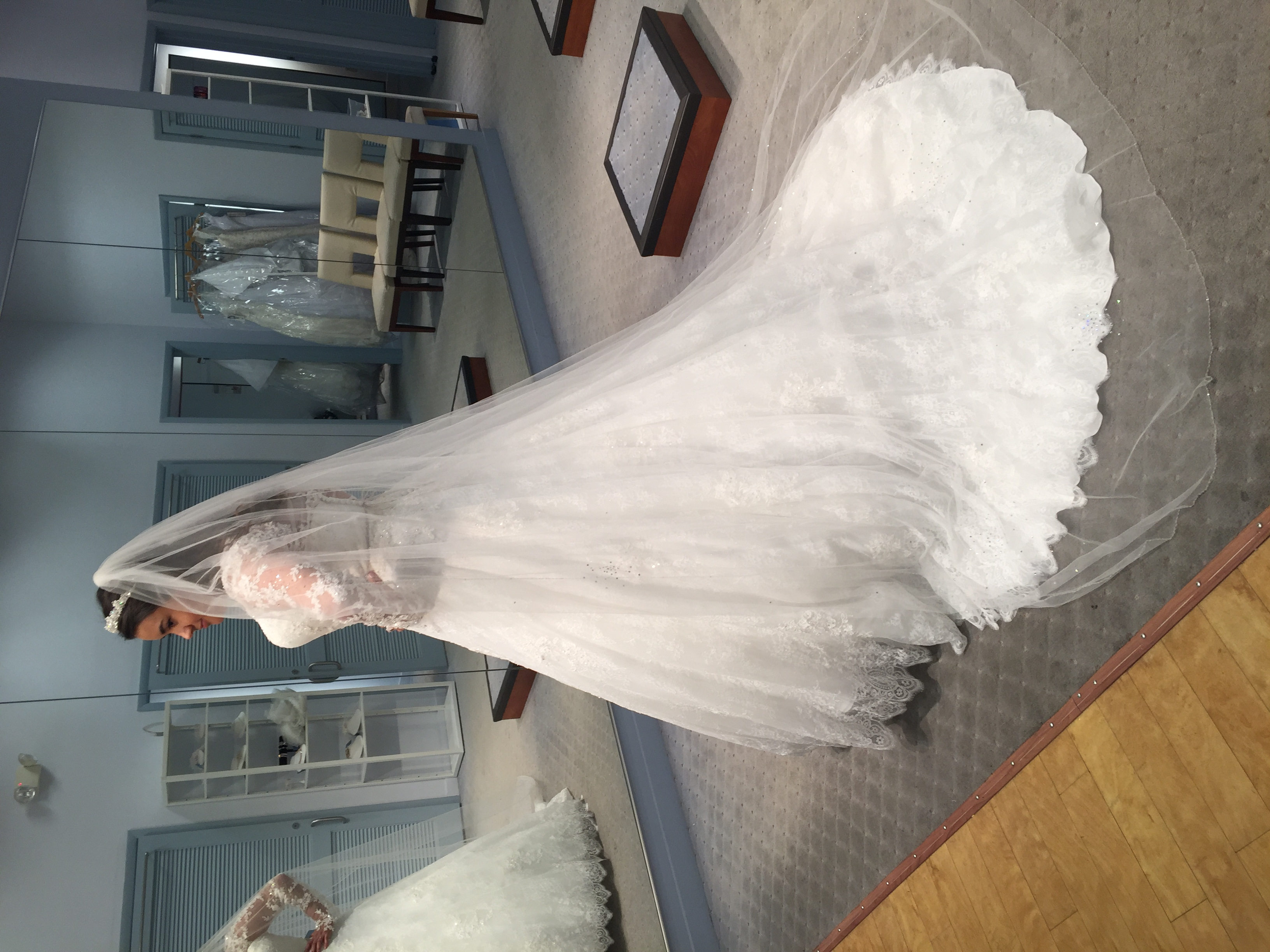 Alfred Angelo - Annanda's Wedding Dress