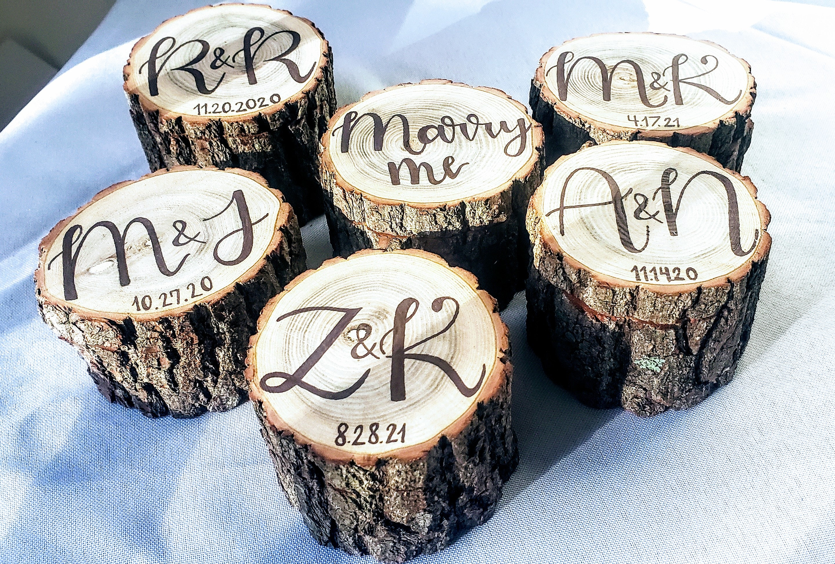Ring Boxes Personalized