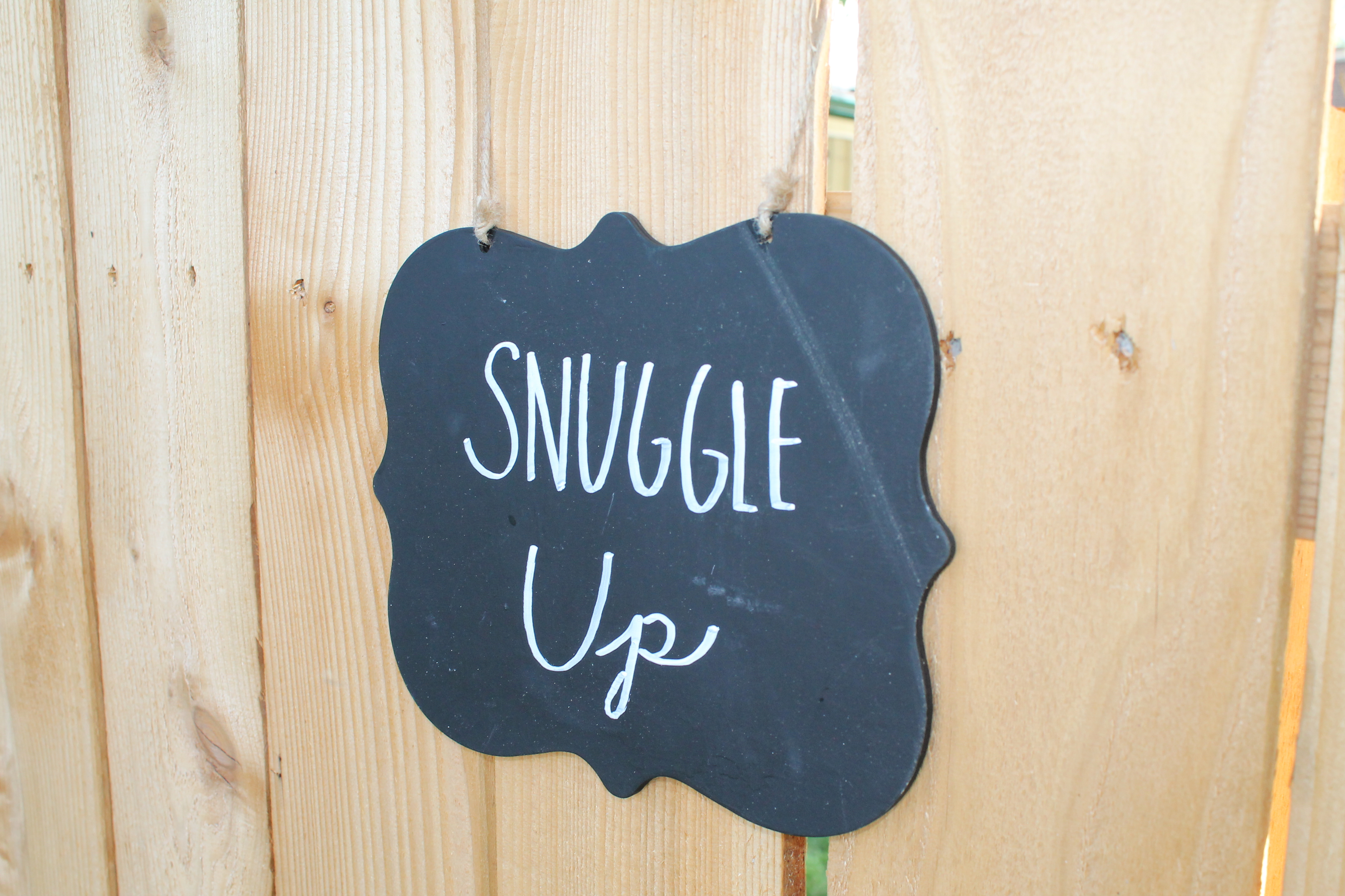 Chalk Board Signs