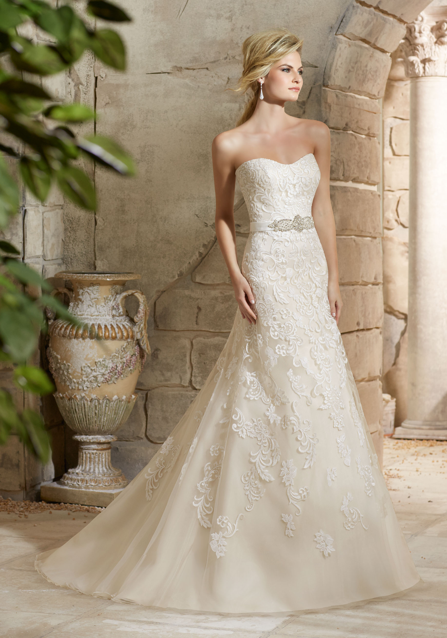 Mori Lee - Bridal Gown