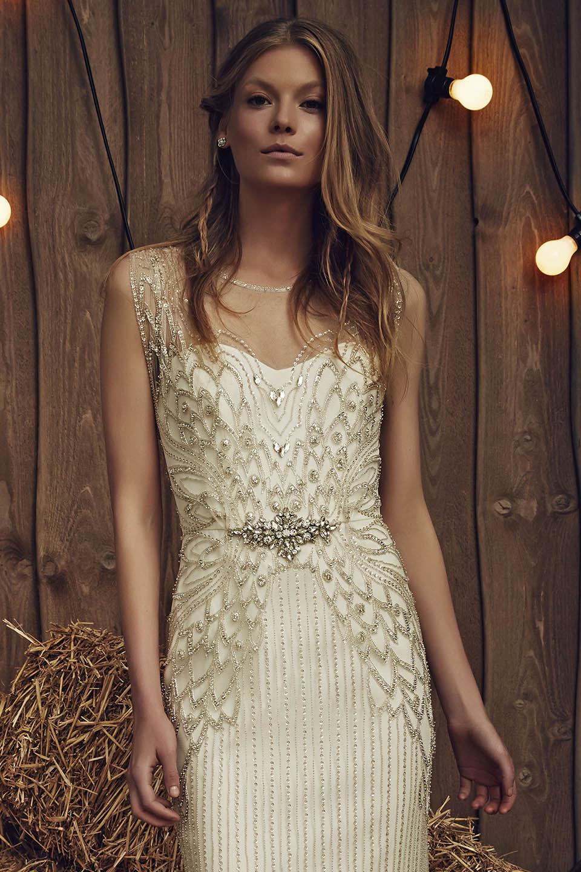 Jenny Packman - Jenny Packham Lyra | Size: 8 | Bridal Gown | BravoBride