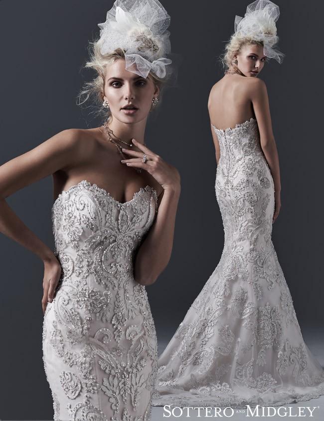 Sottero & Midgley   Size: 8   Bridal Gown   BravoBride