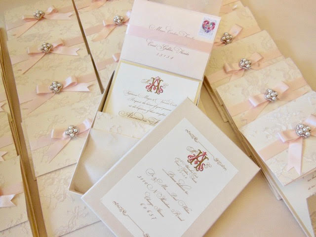 Astonish Your Guests With Custom-designed Invitations From Embellishments Invitations