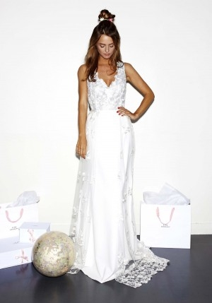 Rime Arodaky Solvang Wedding Dress