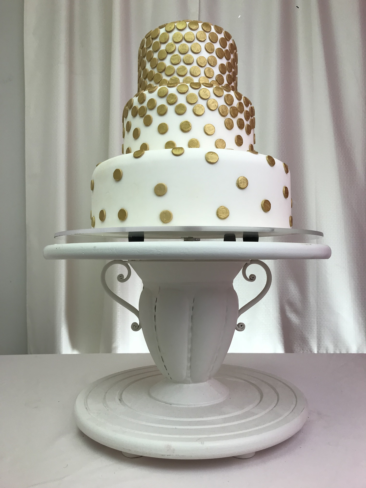Cake Stand Trophy style