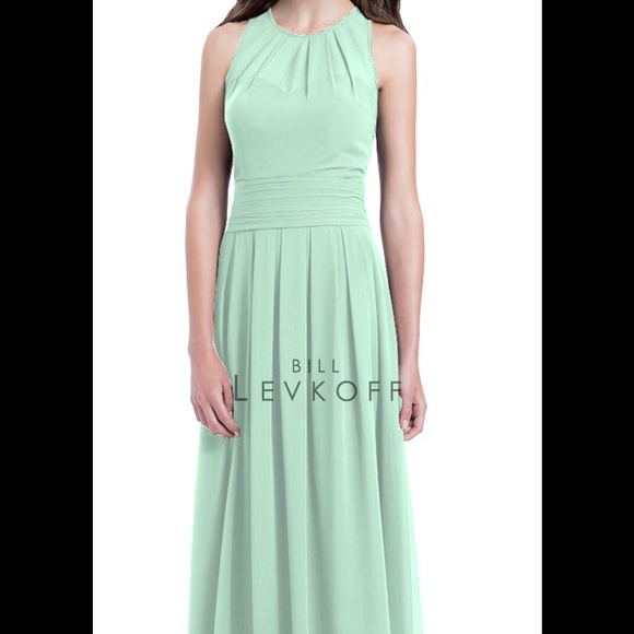 Bill Levkoff - Billnew Levkoff Style 1165 Size 24 , Mint 313 Bridesmaid Dress