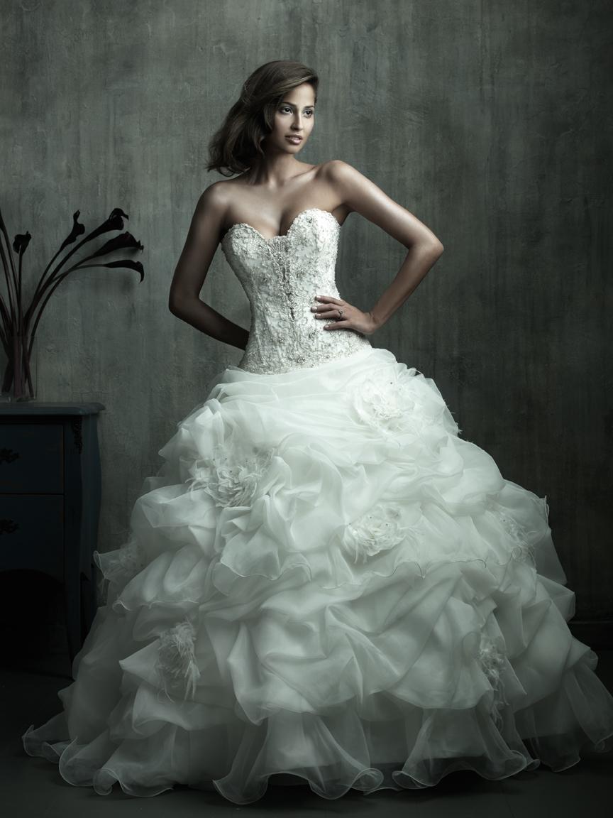 Allure Bridal C170 | Size: 14 | Bridal Gown | BravoBride