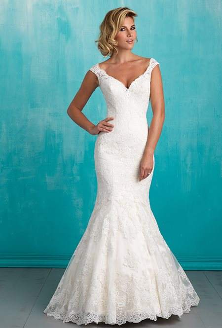 Stunning Allure Bridal Gown