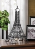 New Eiffel Tower Of Paris Candle Holder