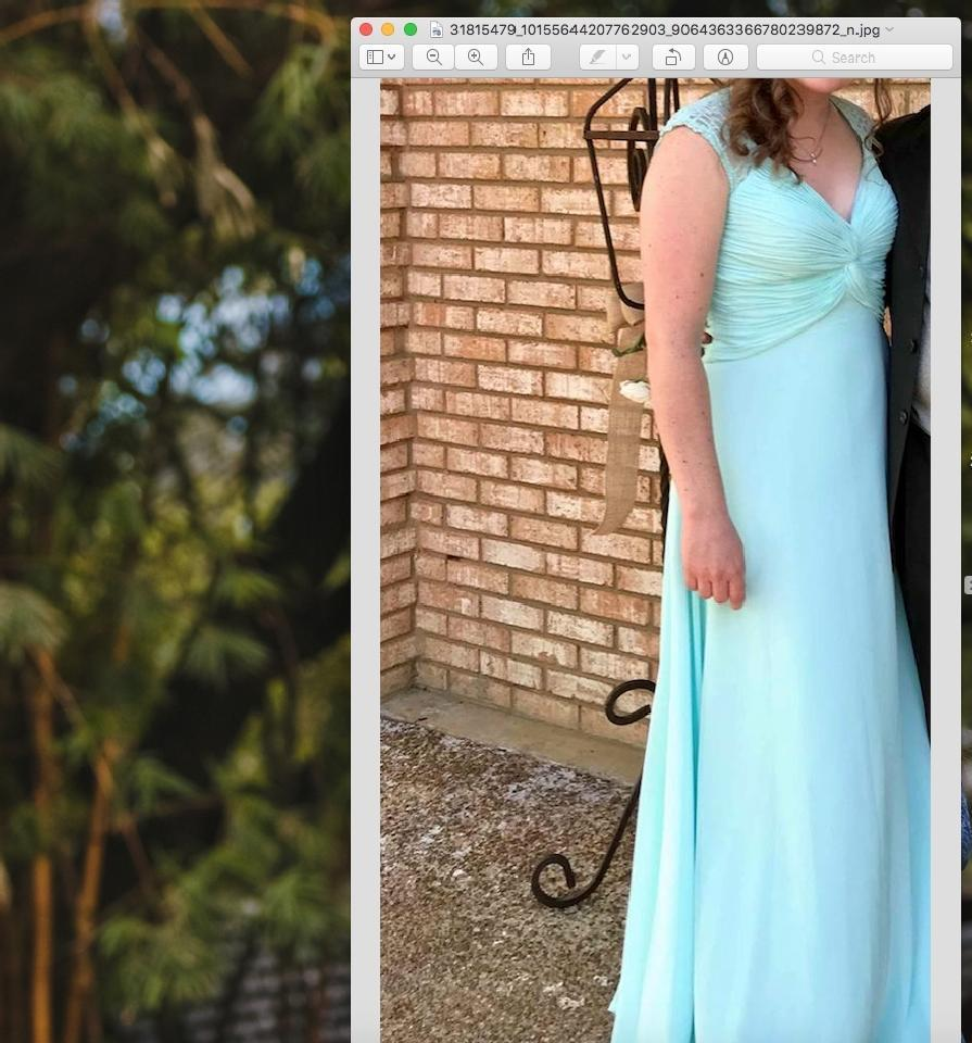 Mori Lee Bridesmaid Dress In Mint