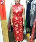 Red Chinese Traditional Weddin