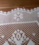 Ivory Doily Lace Table Runners