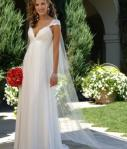Chiffon And Lace Romantic Gown