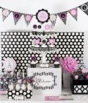 Parisian Chic Shower & Party K