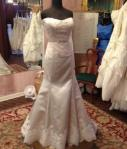 Brand New Wedding Gown Never W