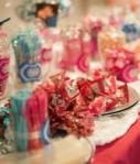 Fuchsia Table Linens