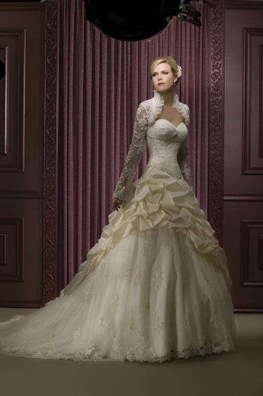 Demetrios 2086 - Never worn, wedding canceled
